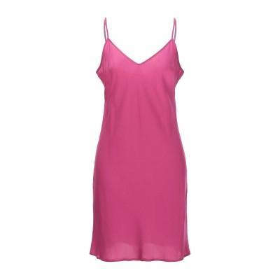 ピンコ PINKO ミニワンピース&ドレス フューシャ 44 ポリエステル 100% ミニワンピース&ドレス