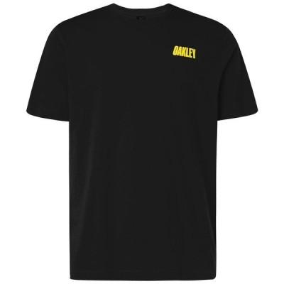 オークリー 半袖 Tシャツ Oakley Team Tee 夏用 メンズ 457867 カジュアル 大きいサイズ