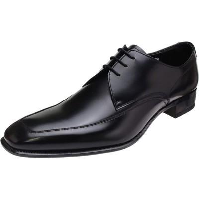 [リーガル] チゼルトゥUチップビジネスシューズ 日本製 革靴 727R BJEB BLACK (ブラック) (27.5cm, BLACK (ブラック