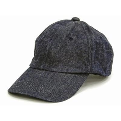 桃太郎ジーンズ デニムキャップ SJ016 やや浅め メンズ ベースボールキャップ 帽子 新品
