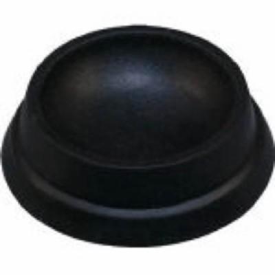 光 キャストップ40MM双輪キャスター用 178 x 106 x 38 mm 黒 KGH-66