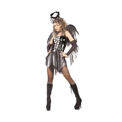 ハロウィン コスプレ 堕天使 女性 大人用 コスチューム 888166S sexy0822