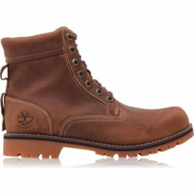 ティンバーランド Timberland メンズ ブーツ シューズ・靴 Rugged 6In Waterproof Boots Rust