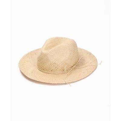 FREAK'S STORE / ラフィアハット WOMEN 帽子 > ハット
