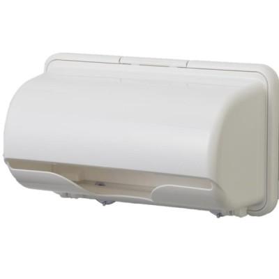 プラススマート キッチンペーパーホルダー ピュアホワイト