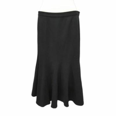 Select セレクト オーストラリア製 多パネルフレア ジャージスカート (ロングスカート) 077852【中古】