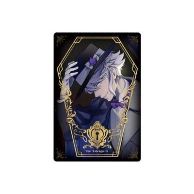 ツイステッドワンダーランド ウエハース2 25 アズール・アーシェングロット【ビジュアルカード】