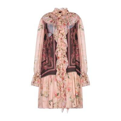 アルベルタ フェレッティ ALBERTA FERRETTI ミニワンピース&ドレス ピンク 42 シルク 100% ミニワンピース&ドレス