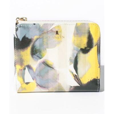 【ランバンオンブルー(バッグ)】 マルソー 二つ折り財布 レディース マルチ F LANVIN en Bleu(BAG)