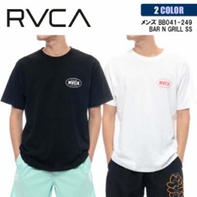 21 RVCA ルーカ Tシャツ BAR N GRILL SS 半袖 メンズ 2021年春夏 品番 BB041-249 日本正規品