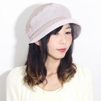 lycaena ハット レディース リカエナ 帽子 遮光 麻素材 紫外線対策 UVカット クロシェ リネンハッ