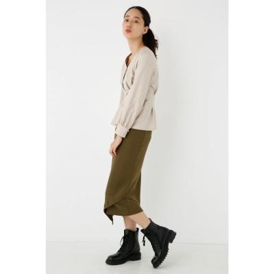Asymmetry Skirt KHA
