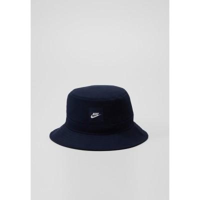ナイキ 帽子 メンズ アクセサリー BUCKET CORE - Hat - obsidian