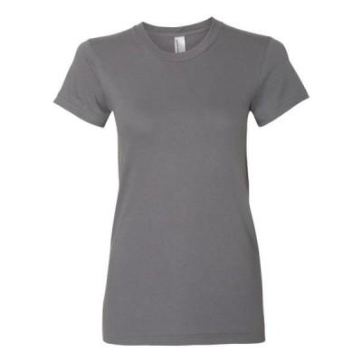 レディース 衣類 トップス American Apparel - Women's Fine Jersey Tee American Apparel - NIB Tシャツ