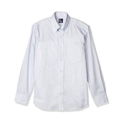 ワセダヤシャツ ワイシャツ 日本製 早稲田屋 ドレスカジュアル 長袖シャツ ボタンダウン 綿100% レギュラーフィット メンズ 82004