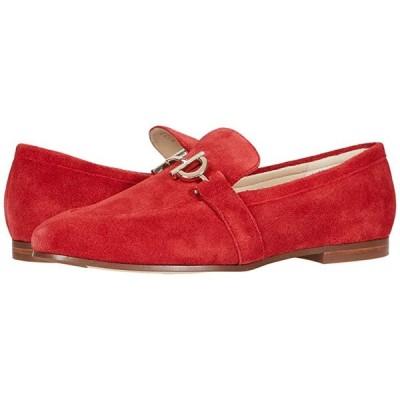 コールハーン Modern Classics Loafer レディース ローファー Red Dahlia Suede