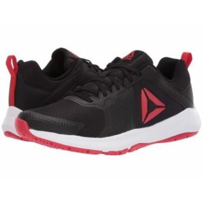Reebok リーボック メンズ 男性用 シューズ 靴 スニーカー 運動靴 Edge Series TR Black/White/Primal Red【送料無料】