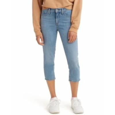 リーバイス レディース デニムパンツ ボトムス 311 Shaping Skinny Capri Pants Slate Edge