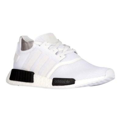 アディダス メンズ adidas Originals NMD R1 スニーカー ランニングシューズ White/White/Black