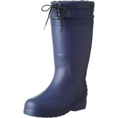 [カルカル] 長靴 HM9048 メンズ ネイビー JP 3L(28cm)