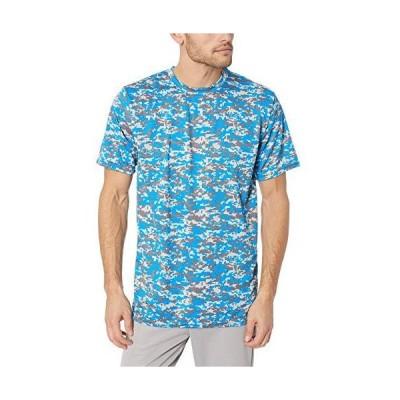 Augusta Sportswear Digi迷彩 水分吸収発散Tシャツ XXXX-Large