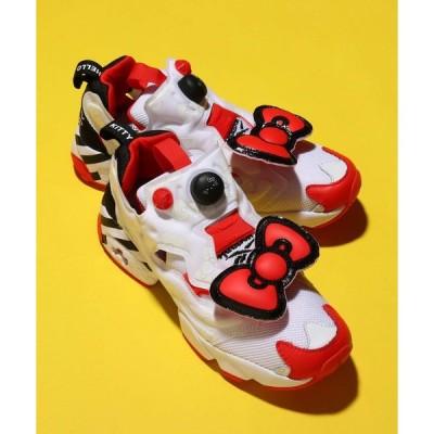 スニーカー Reebok リーボック インスタポンプ フューリー OG 'ハローキティ'[InstaPump Fury OG Shoes]eh2798