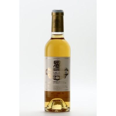 2005 シャトー クーテ バルサック 375ml 白ワイン 甘口 デザートワイン ハーフボトル  プレゼント おすすめ