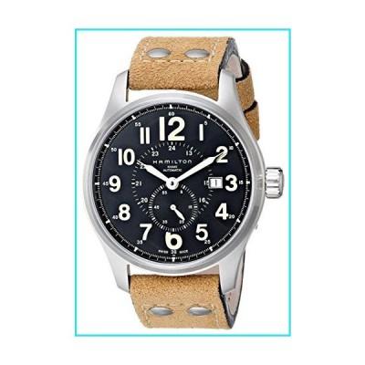 Hamilton Men's H70655733 Khaki Officer GMT Watch【並行輸入品】