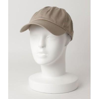 Parks TOKYO / 【NEWHATTAN/ニューハッタン】(UN)ストーンウォッシュ コットン キャップ MEN 帽子 > キャップ