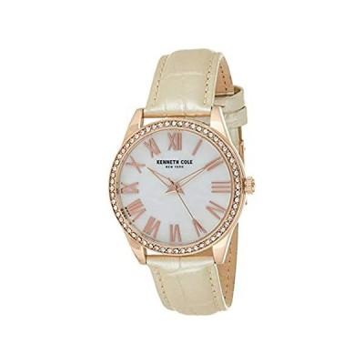 特別価格Kenneth Cole Women 's KC50941003 Quartz Brown Watch好評販売中