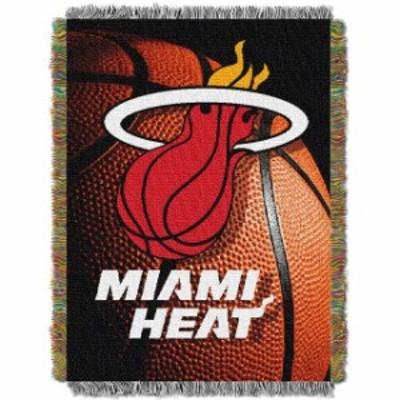 The Northwest Company ザ ノースウエスト カンパニー スポーツ用品  The Northwest Company Miami Heat 48 x 60 Pho
