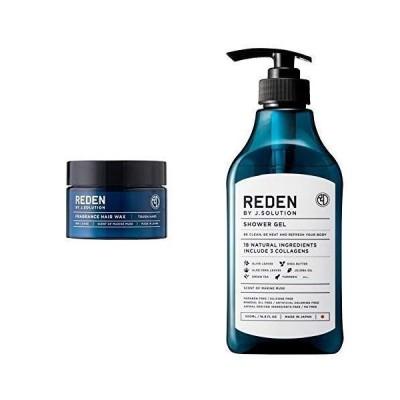セット買いREDEN(リデン) REDEN FRAGRANCE HAIR WAX TOUGH HARD(リデン フレグランス ヘアワックス