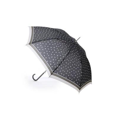 AURORA / La pioggia 幾何ボーダー柄長傘 IO11418-18