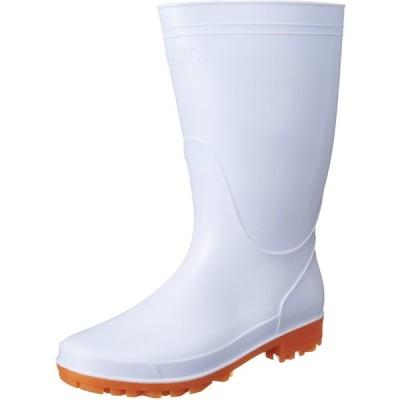 [オタフクテブクロ] 長靴 JW-707 メンズ 白 24.5
