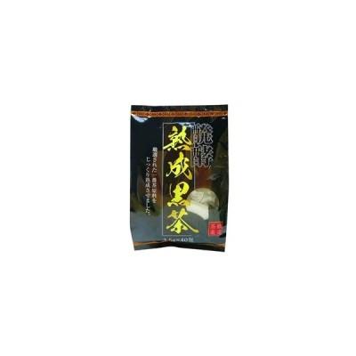 【1個まで(定形外郵便)】ユウキ製薬 醗酵熟成黒茶 3.5g×40包