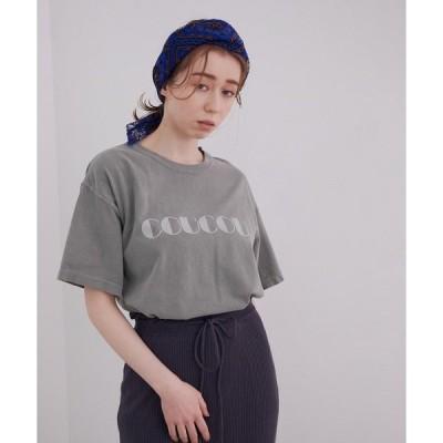tシャツ Tシャツ フレンチロゴTシャツ
