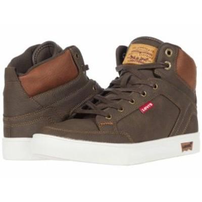 Levis(R) Shoes リーバイス メンズ 男性用 シューズ 靴 スニーカー 運動靴 Walker Wax Brown/Tan【送料無料】