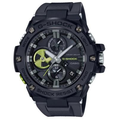 店内ポイント最大26倍!Gショック Gスチール G-SHOCK G-STEEL ソーラー 腕時計 メンズ GST-B100B-1A3JF ジーショック