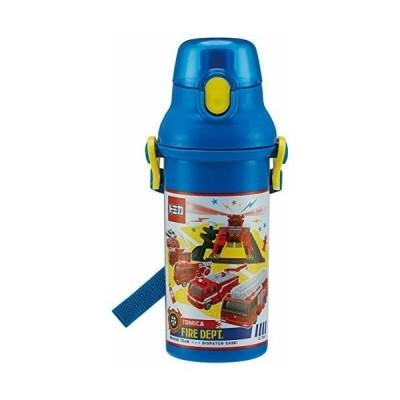 スケーター 子供用 プラスチック 水筒 480ml トミカ 19 PSB5SAN