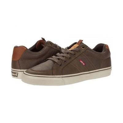 Levi's(R) Shoes リーバイス メンズ 男性用 シューズ 靴 スニーカー 運動靴 Turner Tumbled - Brown/Tan