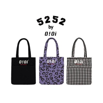 【5252 BY OIOI】 QUILTING POCKET SHOULDER BAG/ 3 COLOR