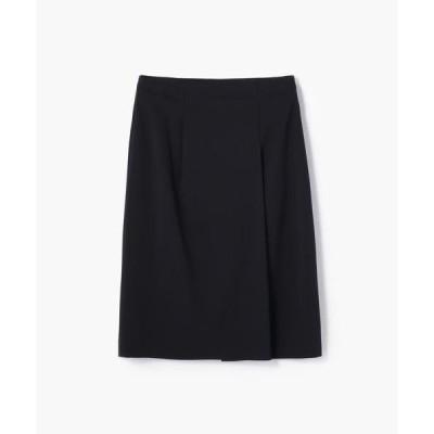 TOMORROWLAND / トゥモローランド ナイロンレーヨン アシンメトリーIラインスカート
