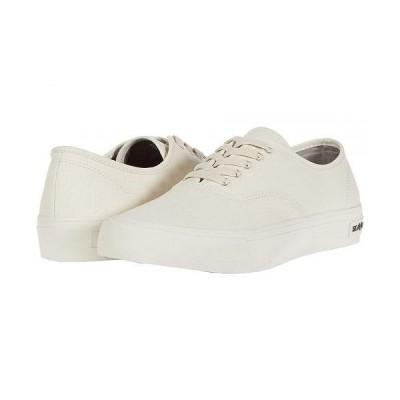 SeaVees シービーズ メンズ 男性用 シューズ 靴 スニーカー 運動靴 Legend Recycled Cotton - Natural