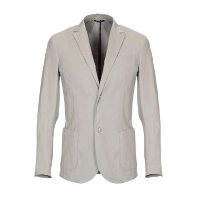 MR MASSIMO REBECCHI テーラードジャケット グレー 46 コットン 98% / ポリウレタン 2% テーラードジャケット