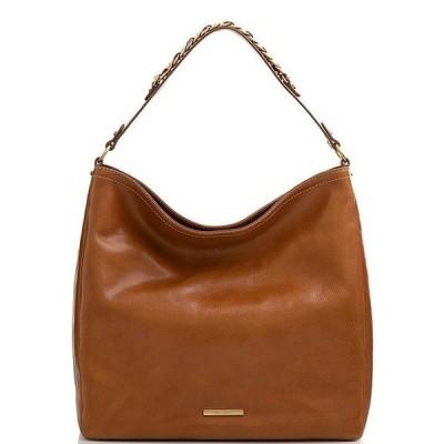 ブランミン レディース ショルダーバッグ バッグ Odin Collection Isabella Leather Slouchy Shoulder Bag