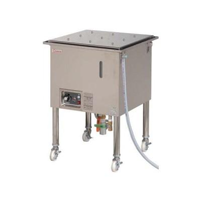 送料無料 押切電機 電気蒸し器 OBM-600-1