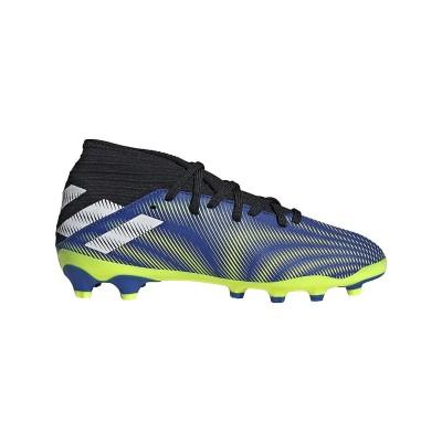 adidas (アディダス) ネメシス.3 HG/AG J / 土・人工芝用 / Nemeziz.3 HG/AG J 22.5cm . ジュニア KZP03 FY7622