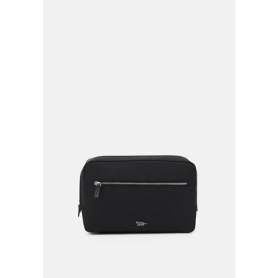 タイガーオブスウェーデン メンズ アクセサリー BOOMER UNISEX - Wash bag - black