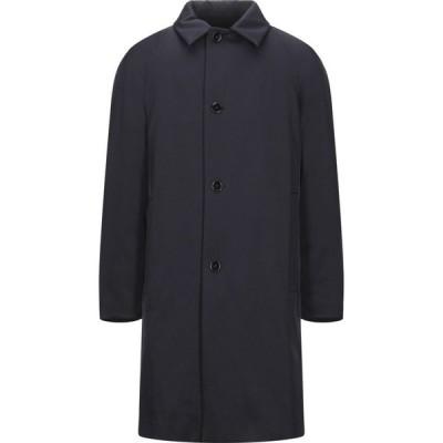 セオリー THEORY メンズ コート アウター Coat Dark blue