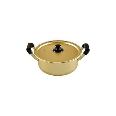 豊味庵 アルミ鍋 20cm RA-9700 鍋 和平フレイズ